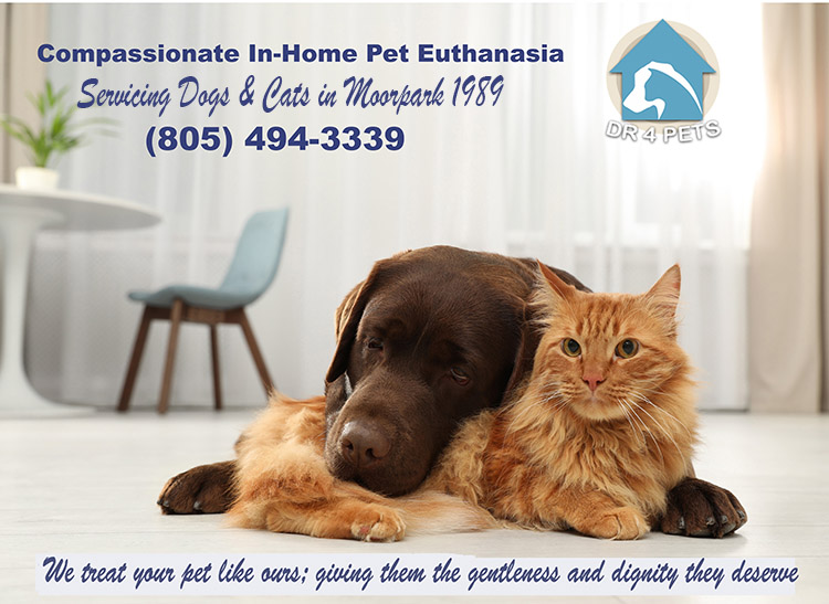 Moorpark-at home pet euthanasia