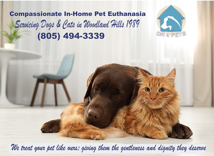 Woodland Hills- in home pet euthanasia